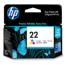 HP Tricolour Ink Cartridge