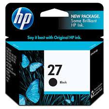 HP C8727AA Black Inkjet Cartridge