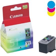Canon CL51 Colour Ink Cartridge