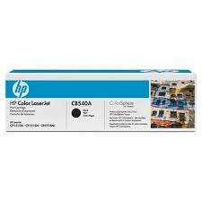 HP CB540A Black Toner
