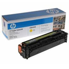 HP Toner Yellow