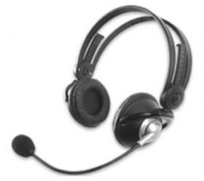 Communications Headset Internet Voice Application