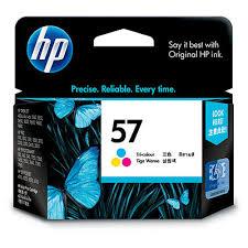 HP 57 TRI-COLOR INK CARTRIDGE C6657AA C6657AA