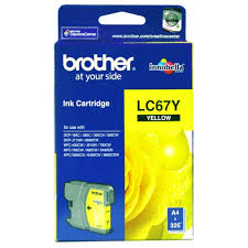 Brother Yellow Cartridge DCP-385C