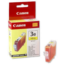 Canon BCI3EY Yellow Ink Tank Suitable For BJC3000BJC6000 S400 S400SP S450 S520 I550 I850 S4500 I6100 I6300 I6500 Bubble Jet Printers BCI3EY