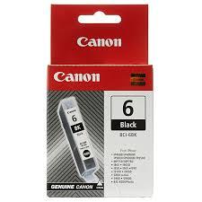 Canon BCI6BK Black Ink Cartridge