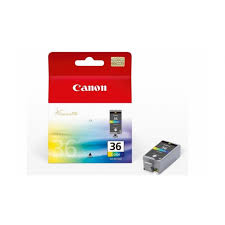 Canon CLI36C Four Colour Ink Tank for Mini260 iP100 CLI36C
