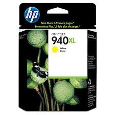 HP No.940 Yellow High Yield Ink