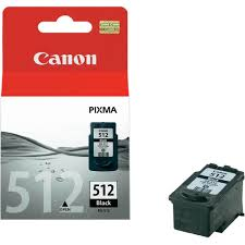 Canon PG-512 ink cartridge Black PG-512