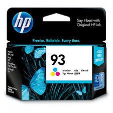 HP 93 Tri-colour Inkjet Print