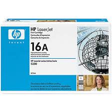 HP 16A Black Toner Genuine