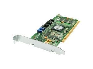 Adaptec 2420SA ROHS SGL, SATA II RAID CONTROLLER, 4-PORT, 128MB CACHE, PCI-X BUS, RAID LEVELS 0, 1, 1E, 5, 5EE, 6, 10., NO CABLES INCLUDED., 1 Year