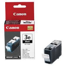 Canon BCI3EBK Black Ink Tank