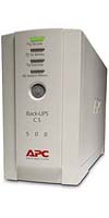 APC BACK-UPS CS 500VA USB SUPPORT. 500VA300 watts capacity [BK500EI], USB compatible, hot swap batteries, RJ-11 ModemFaxDSL protection, unattended