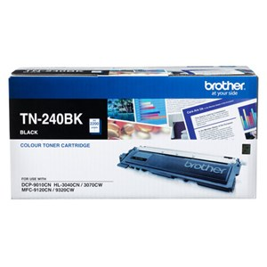 Brother TN240BK Laser cartridge 2500pages Black TN240BK