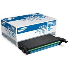 SamsungCLT-C508L Laser toner 4000pages Cyan toner cartridge CLT-C508L