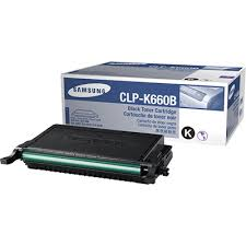 SamsungCLP-K660B Laser toner 5500pages Black toner cartridge CLP-K660B