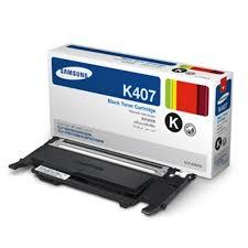 SamsungCLT-K407S Black Toner Cartridge CLT-K407S