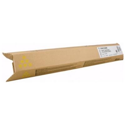 Ricoh MPC2500E Yellow Toner 15k Laser toner 15000 pages 888641