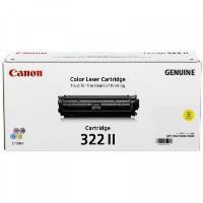 Canon CART322YII High Yield Yellow cartridge suitable for LBP9100CDN CART322YII