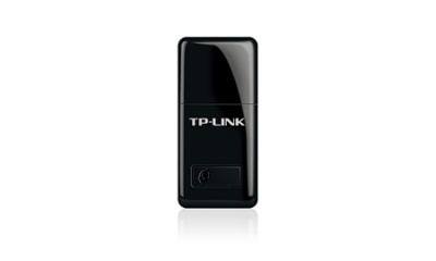 TPLink 300Mbps Wireless N Mini USB Adapter 2.4GHz 802.11n/g/b QSS button autorun utility TL-WN823N