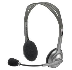 H110 Stereo Headset Adjustable Headband