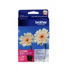 Brother MAGENTA INK LC39M DCP-J125/J315W/J515WMFC-J220/J265W/J410 LC-39M