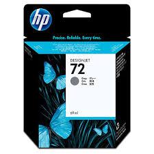 HP 72 69ml Grey Ink Cartridge C9401A