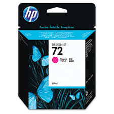 HP 72 69ml Magenta Ink Cartridge C9399A