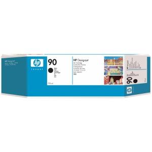 HP 90 775ml Black Ink Cartridge C5059A