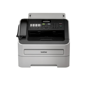 Brother FAX-2840 20ppm LASER PLAIN PAPER Super G3 FAX WITH HANDSET FAX-2840
