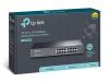 TPLink 16-port 10/100M Switch 16 10/100M RJ45 ports 1 U 13-inch Rack-einbaubar Steel case TL-SF1016DS