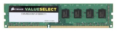 8GB DDR3 1600MHz Value Select