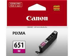 Canon CLI651M Magenta Ink Tank CLI651M
