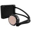 Corsair Hydro Series H55 Compatible with Intel (LGA115x LGA1366 LGA 2011) and AMD (AM2 AM3 FMx) 120mm Radiator CW-9060010-WW