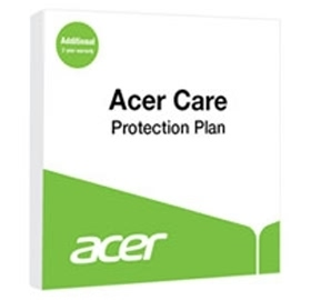 Acer TP.ACERCARE.NBM3 Care-pack for Acer Retail NB or NetBook to total 3yrs Mail-In WTY (Battery and AC Adaptor still 1 year)