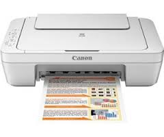 Canon MG2560 Home Basic Range - Print/Copy/Scan 4800dpi print 1200dpi scan Full HD Movie Print My Image Garden software Quiet Mode Auto Power On PG645 & CL646 Ink Cartridges with optional XL Size MG25