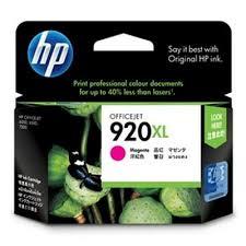 HP 920XL MAGENTA INK CARTRIDGEOFFICEJET 6500 CD973AA