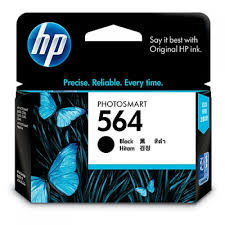 HP 564 BLACK INK CARTRIDGE CB316WA