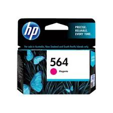 HP 564 MAGENTA INK CARTRIDGE CB319WA