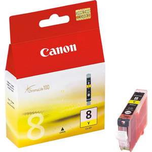 Canon Cartridge CLI-8 YLO yellow ink cartridge CLI8Y