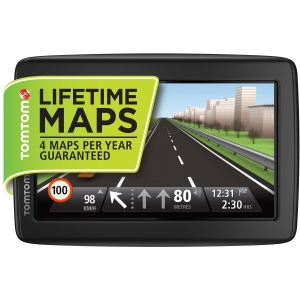 Tomtom Mountable Lifetime Maps