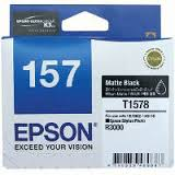 Epson Matte Black Ink Cartridge R3000 C13T157890