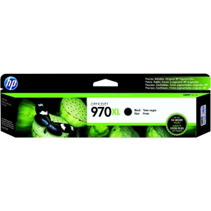 HP 970XL Black Officejet Ink Cartridge CN625AA
