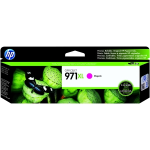 HP 971XL Magenta Officejet Ink Cartridge CN627AA