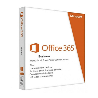 Microsoft 9F5-00003, Office 365 Business Essentials ShrdSvr SNGL SubsVL OLP NL Qualified Annual