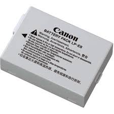 Canon Rechargeable Lithium-Ion Battery