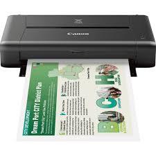 Canon PIXMA iP110 photo printer Inkjet 9600 x 2400 DPI A4 (210 x 297 mm) Wi-Fi IP110