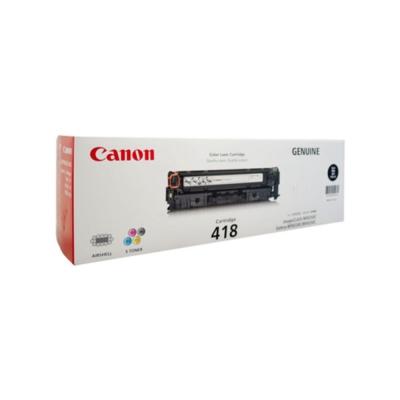 Canon CART418Bk Black Toner Cart For MF8350CDN CART418BK