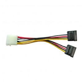 8ware Molex Power Splitter Cable 15cm